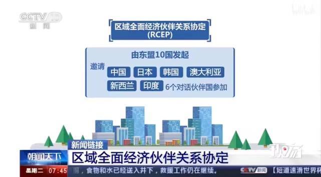 RCEP成員國。