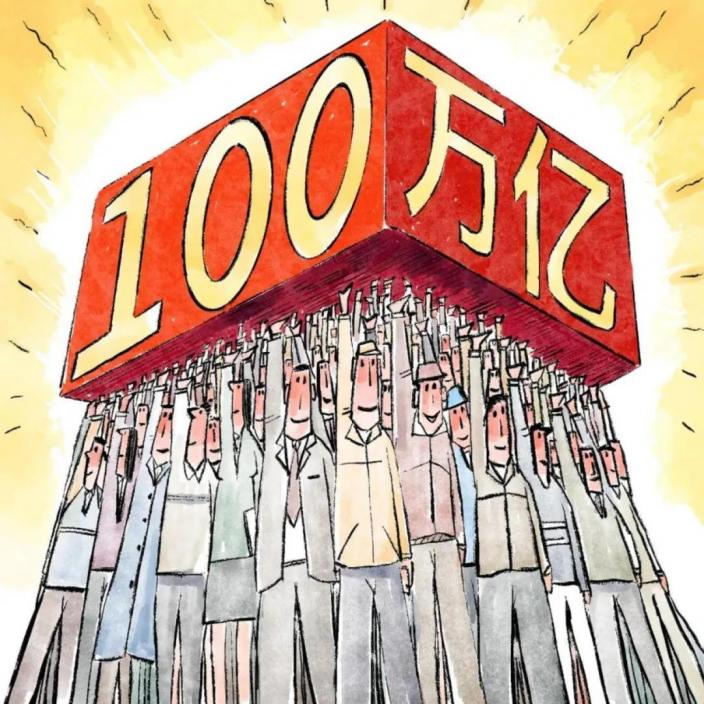 2020中國GDP突破100萬億