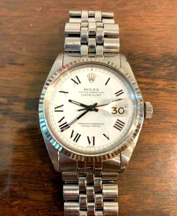 勞力士手錶是世界貨幣。