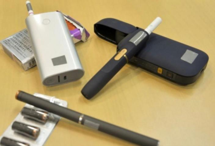 電子煙五花八門,對青少年為害甚大。