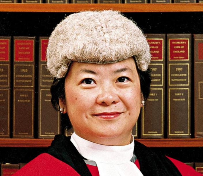 上訴庭法官袁家寧。