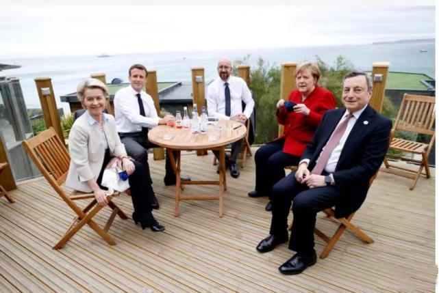 歐盟領袖密商對付英國之法。