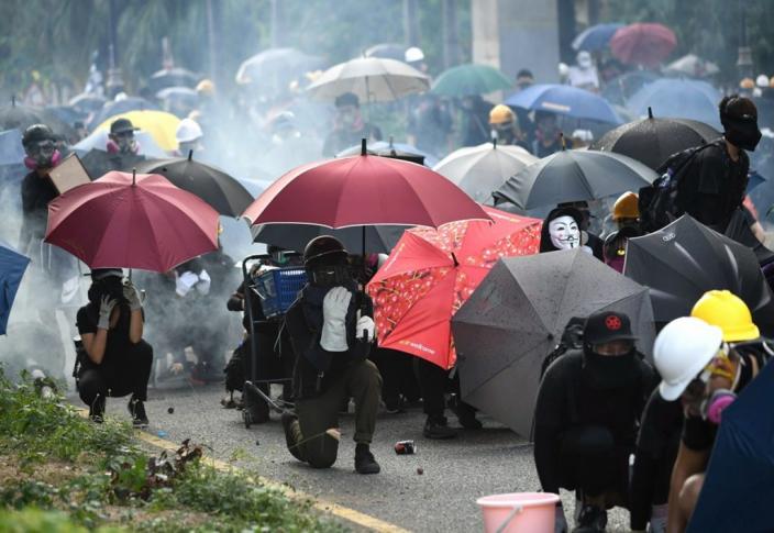 加拿大人權團體的共識是,許多針對香港抗議者的逮捕和指控是沒有道理的,但加拿大移民官員警告渥太華,情況並非總是如此。