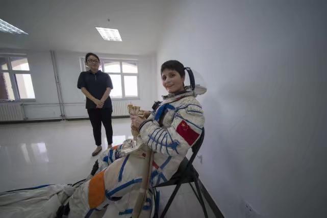 意大利太空人2017年已在中國學習中文及接受訓練。
