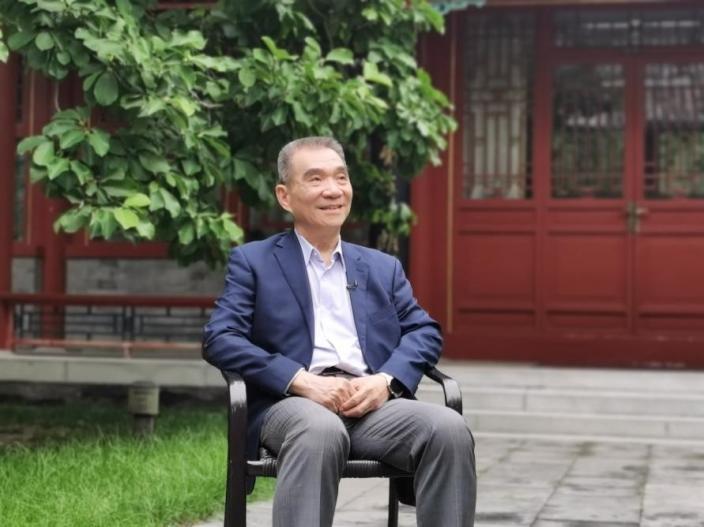 北京大學新結構經濟學研究院院長林毅夫。