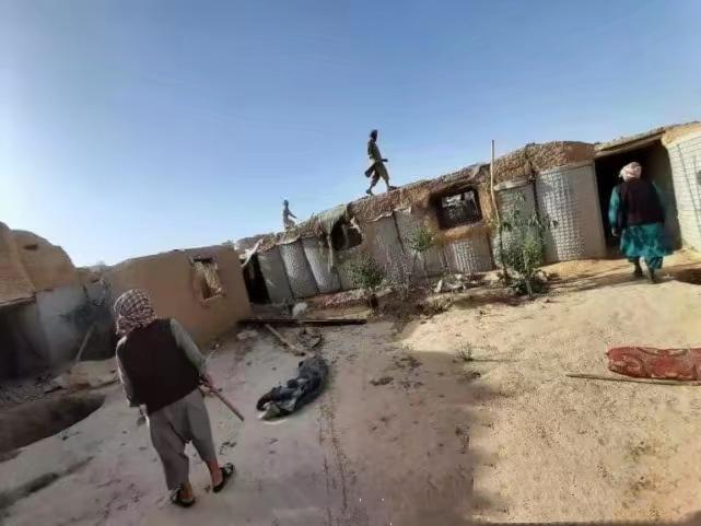 阿富汗20多年來飽受戰爭催殘。