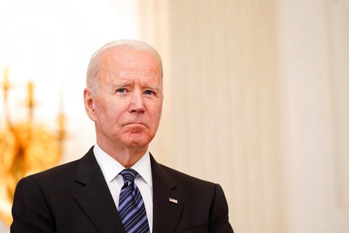 美國總統拜登(AP圖片)
