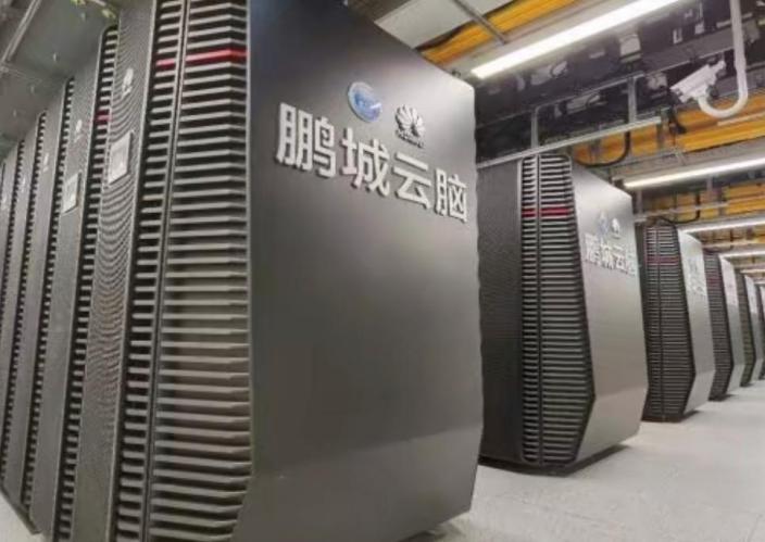 「鵬城雲腦II」超級計算機再次刷新世界紀錄。
