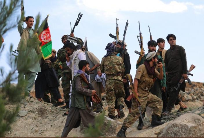 塔利班已在阿富汗卷土重来