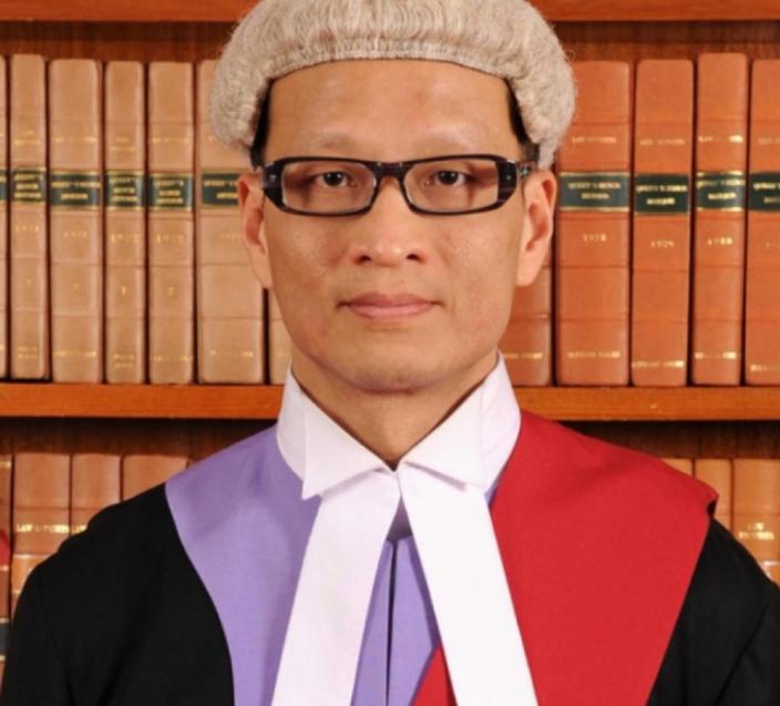 區域法院法官葉佐文。