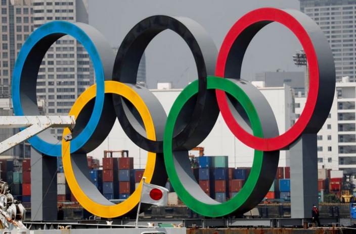 東京奧運日本實際投入超支100%。AP
