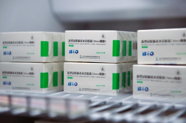 專家指國產疫苗可以有效地降低住院、重症和死亡率。資料圖片