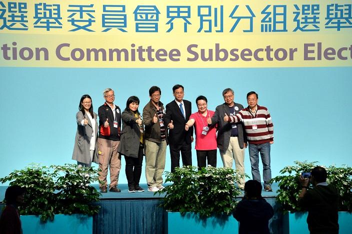2016年選委會選舉,教協全取教育界30席。