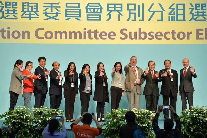 2016年選委會選舉,泛民「PanDem 9」和「ProDem 21」成員全取法律界30席。