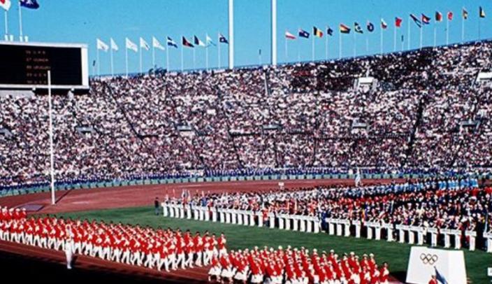 1964年東京奧運會。