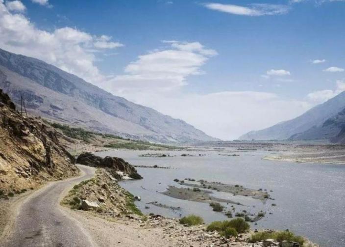 Pasillo de Wakhan.