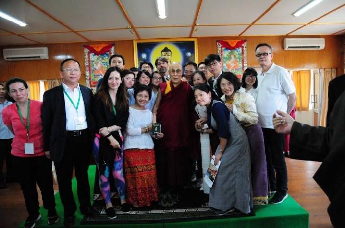 鄒幸彤參加第11屆「族群青年領袖研習營」。公民力量Facebook