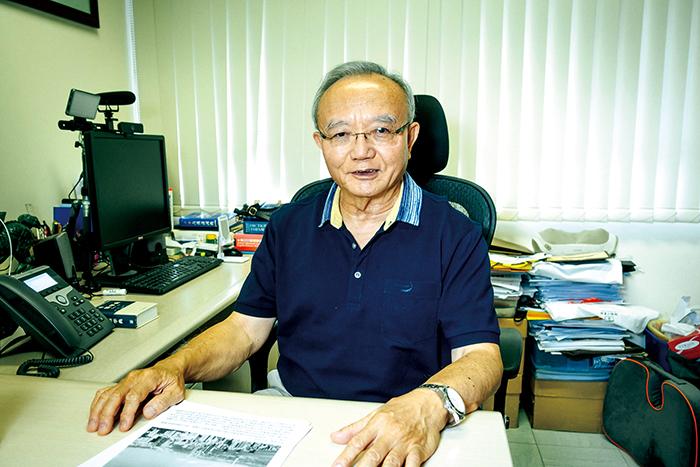 劉兆佳指出,建立香港管治聯盟必須是長期的政治勢力,只有共產黨勝任。
