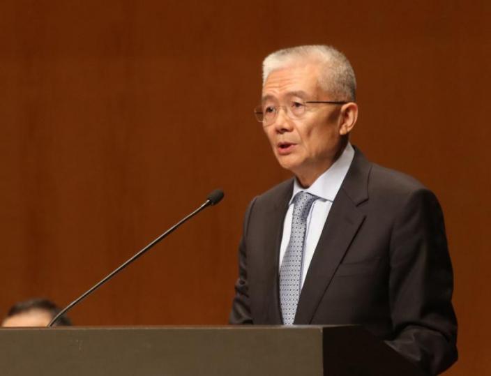全國港澳研究會會長、港澳辦前副主任徐澤。