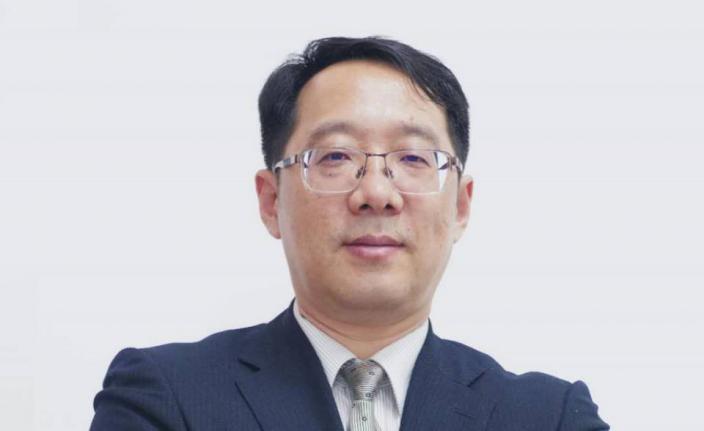 中國國際經濟交流中心產業規劃部長王福強。中國國際經濟交流中心官網圖片