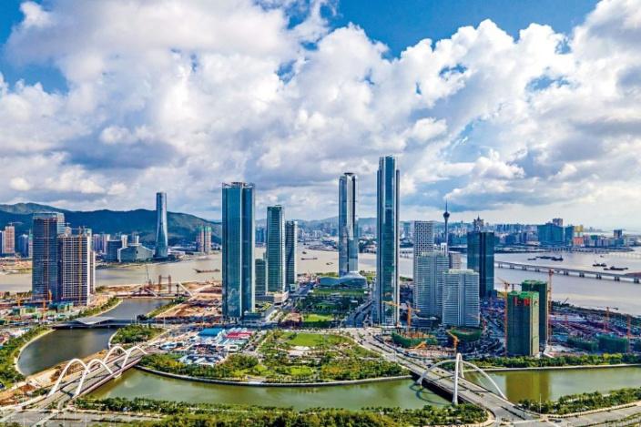 近期公布的《橫琴粵澳深度合作區建設總體方案》引起各界關注熱議。