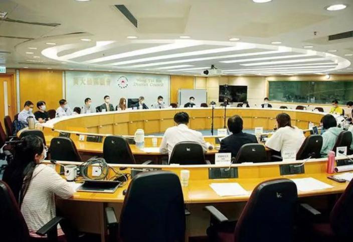 區議會的組成和功能將出現重大改變。