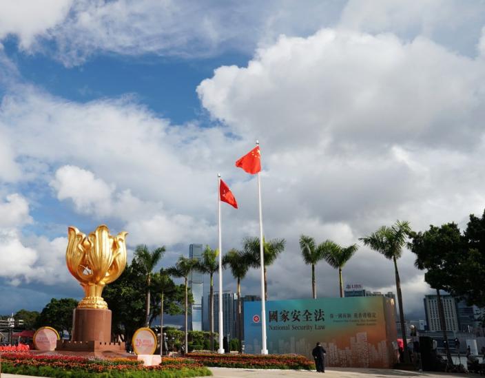 2019年黑暴之後,中央推出《港區國安法》及完善選舉制度的組合拳,香港由亂及治。