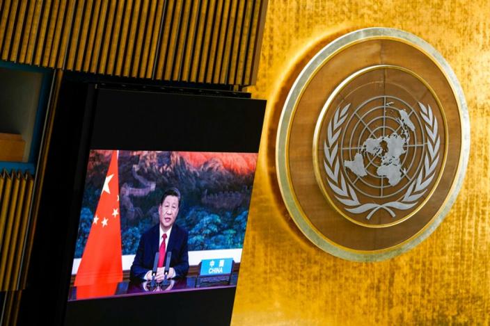 9月21日,習主席向世界宣佈:中國將大力支持發展中國家能源向綠色低碳布佈局。