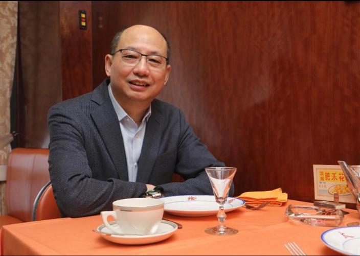 太平館餐廳第5代傳人、董事總經理徐錫安。
