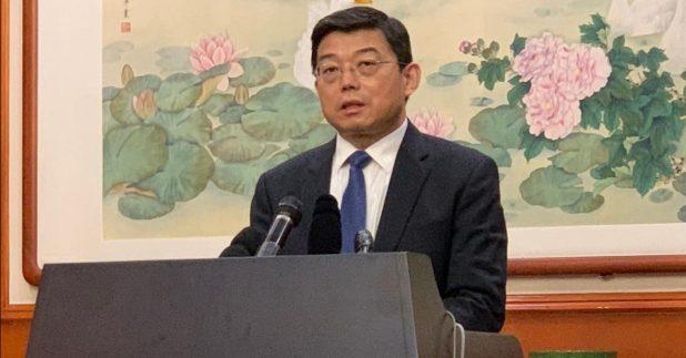 清華大學港澳研究中心主任王振民。