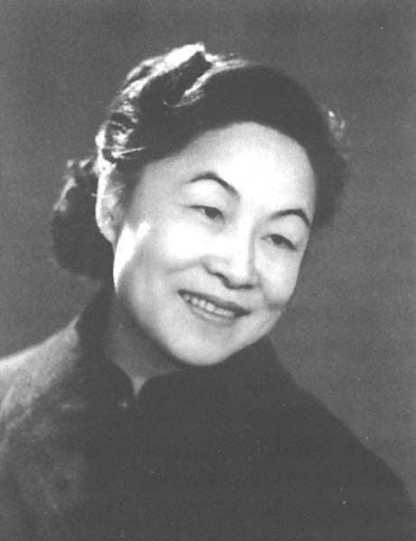 1962年,楊絳在北京留影 (網上圖片)
