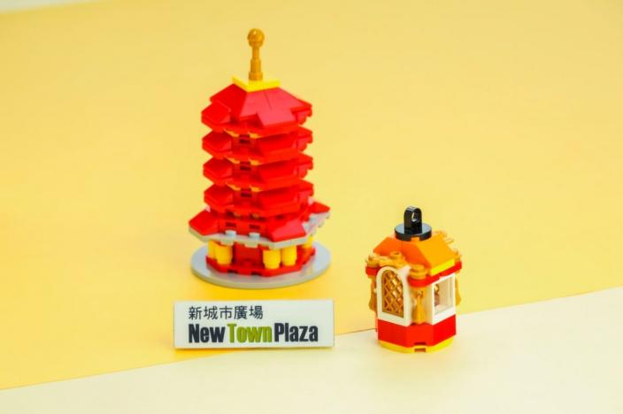 【開心消費】新城市廣場推LEGO®主題打卡點 12生肖人偶賀新年