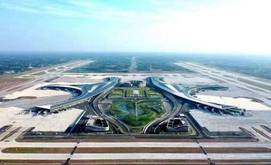 天府國際機場順利通過使用許可審查