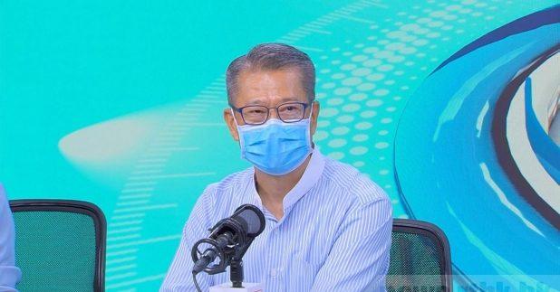陳茂波說,如果有商戶合謀或者透過詐騙手法將消費券套現,將有可能被列入黑名單。