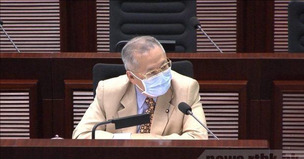 張宇人表明會提出修訂,包括將合資格免試註冊海外醫生、擴展至不只香港永久居民。