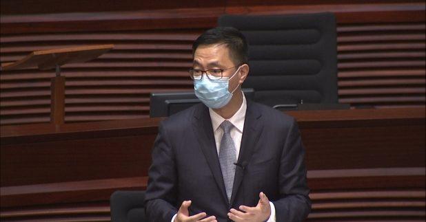 楊潤雄強調政治推廣活動不可在校園出現。