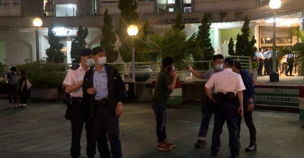 大埔運頭塘邨男住客初步驗出變種病毒 運亨樓圍封強檢