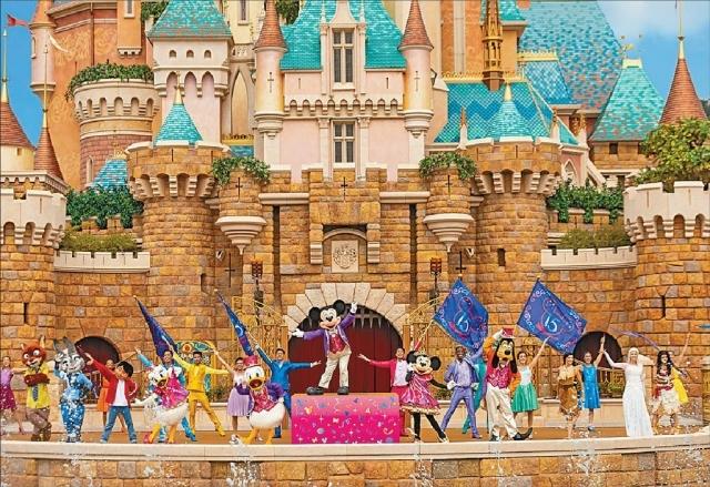 Executive日記——迪士尼「奇妙3+1」團票  一日門票買三送一