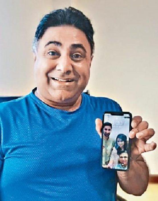 手機失而復得好感動  喬寶寶做半日店長籌款助印度抗疫