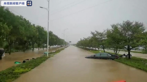 颱風「煙花」不在寧波登陸 為何寧波雨量浙江第一?