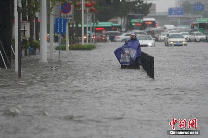 720特大暴雨突襲鄭州,氣象部門預報了,然後呢?