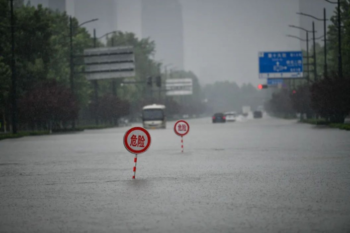 五問河南特大暴雨:這裏為何成為全國強降雨中心?