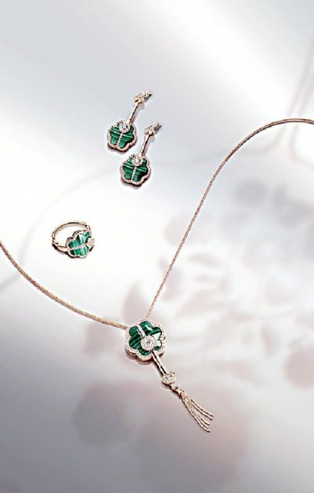 Executive日記——國際珠寶展明起開幕  鎮金店首飾創意滿分