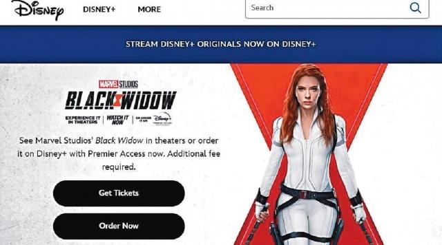 呻《黑寡婦》賺少4億  史嘉莉入稟告迪士尼