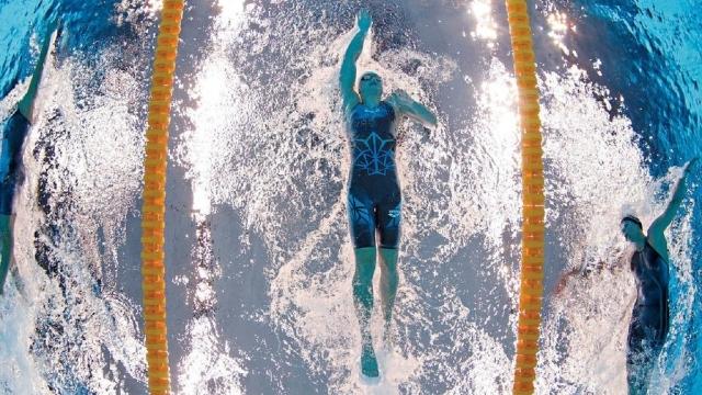 歷史性晉身奧運游泳決賽 何詩蓓今爭牌 全港力撐