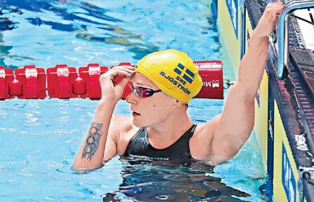 100米自由泳 硬撼澳洲飛魚  何詩蓓今爭金