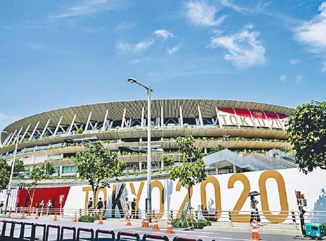 東奧今揭幕港16人進場張家朗謝影雪擔任持旗手