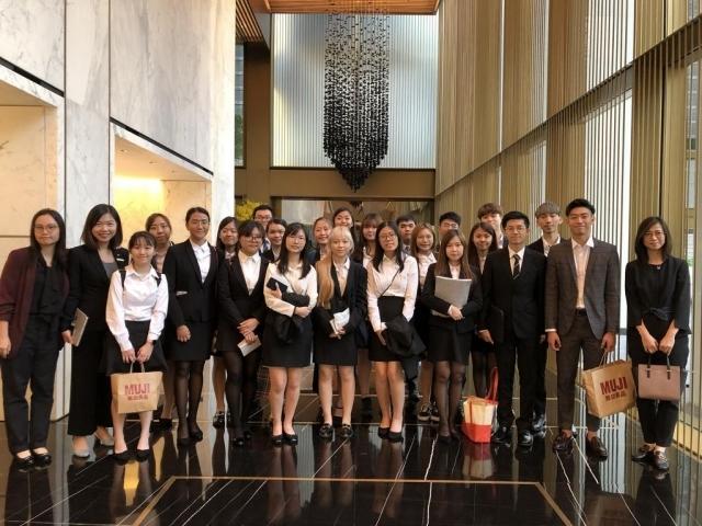 港大保良何鴻燊社區書院 酒店、旅遊及款待高級文憑課程 專業成就「您」想