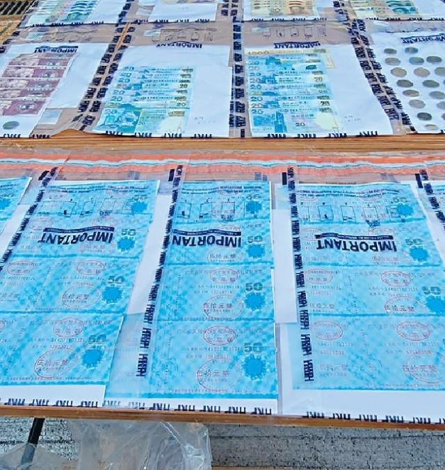 元朗「扑車集團」拘六人  疑犯共涉及16宗盜竊案