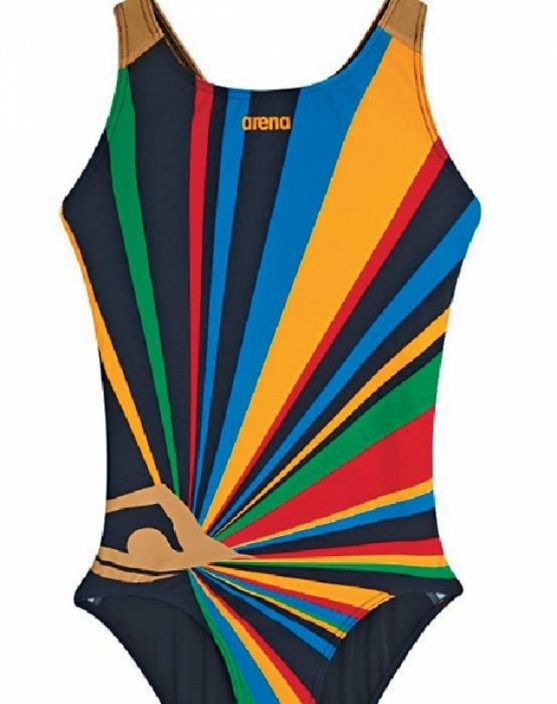 Executive日記——女飛魚親自設計東奧限定泳衣